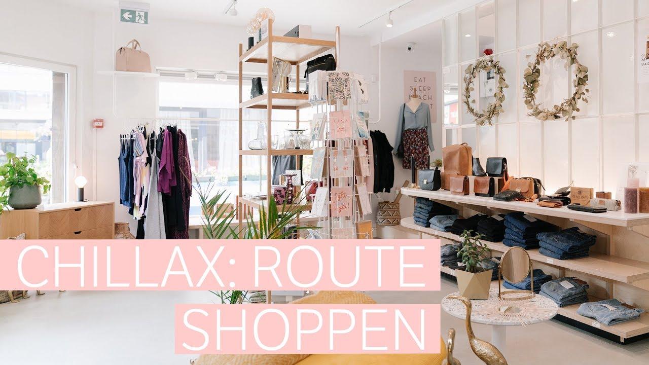 FLAIR CHILLAX: ontdek onze verrassende shoproute in Oostende
