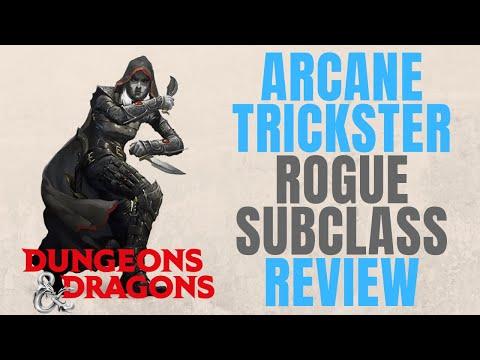 Arcane Trickster Rogue - D&D 5e Subclass Series