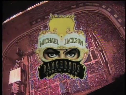 Michael Jackson - Dangerous Tour live in Mexico 1993 - Tower Pro