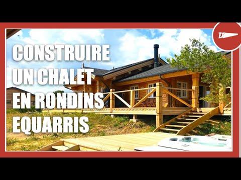 Construire Sa Maison En Bois  Le Chalet En Bois Massif