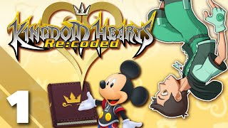 Kingdom Hearts Re:Coded - #1 - Um... - Story Mode