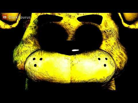 Эволюция Fredbear / Золотой Фредди во FNAF (2014-2019)