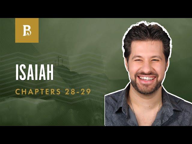 Making God LORD Again | Isaiah 28-29