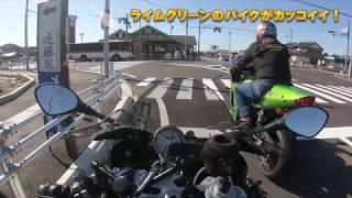 [事故ったら即死レベルでぶっ飛んでった!] ZX-12Rがカッコイイ^_^ 左車線を爆音&爆速で一瞬で走り去っていくのを見て、声をかけてみた [BMW S1000RR 非アウトバーン] JAPAN