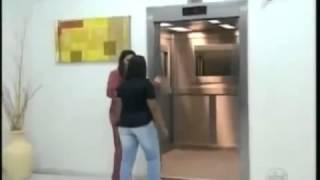 Розыгрыш! Страшный прикол в лифте