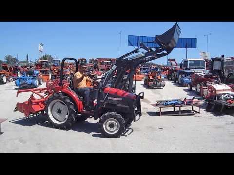 MITSUBISHI MT201 FL  4X4 4WD www.trakter.com ΤΑΓΤΑΛΕΝΙΔΗΣ ΤΡΑΚΤΕΡ