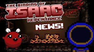BINDING OF ISAAC REPENTANCE NEWS!  |  December 2019 Release Date