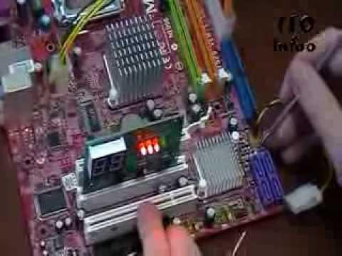 Как отремонтировать ноутбук своими руками? Мастер 86