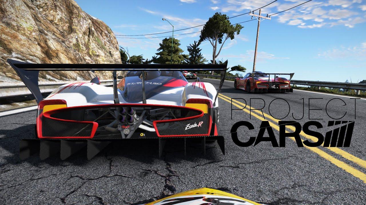 Project Cars Gameplay - Project Cars PC Gameplay - YouTube