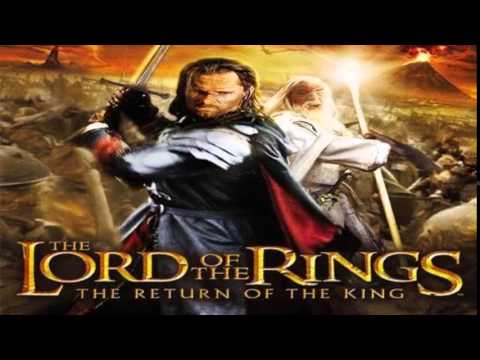 Game Soundtrack - The Lord Of The Rings The Return Of The King Main Menu