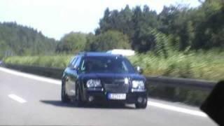Part I, Immendingen US Car Treffen - 300C-Forums-Ausfahrt, 30.08.2009