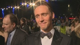 Tom Hiddleston interview: I
