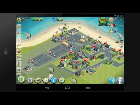 City Island: Airport 2 gameplay