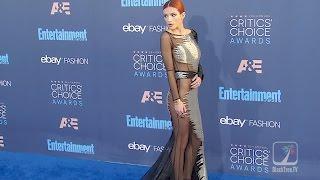 2016 Critics Choice Awards Best Fashions