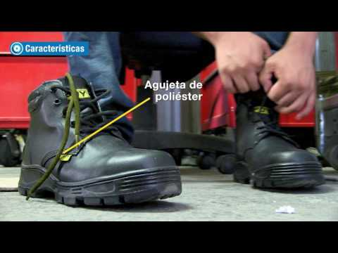 Botas de Seguridad Foy URREA México thumbnail