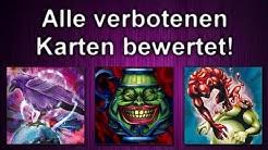 Yu-Gi-Oh! - Alle verbotenen Karten bewertet!