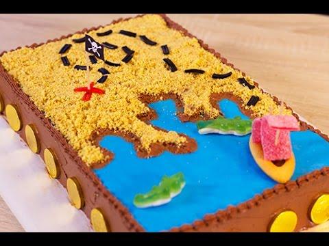 Recette Cake Design Anniversaire  Ans