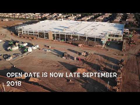 New Costco in Elk Grove update July 2018