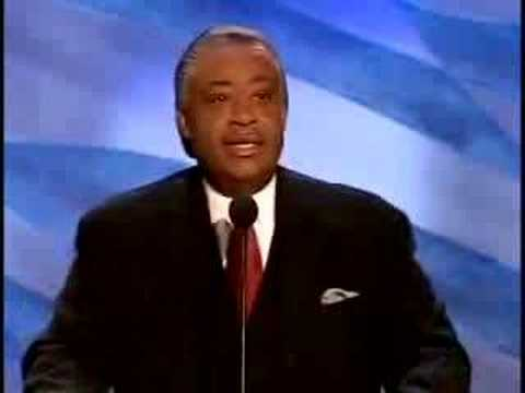 2004 DemConvention Speeches: Al Sharpton