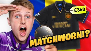 Football Shirt Hunting: Romania Edition! - INSANE HUNT!
