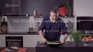 Electrolux Steam Oven with Sma…