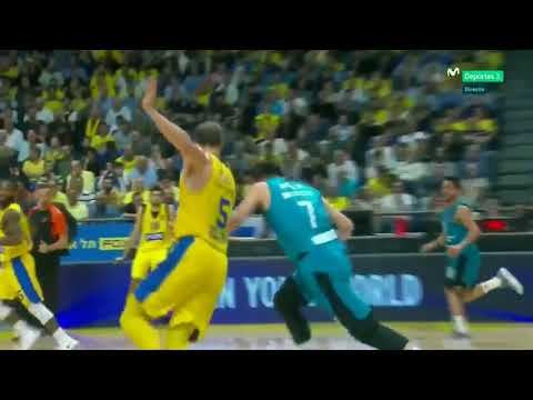 Doncic highlights from season start till final 4 in Belgrade