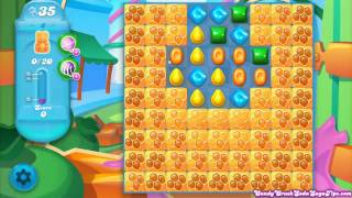 Candy Crush Soda Saga Bubblegum Hill (coils on level 5)