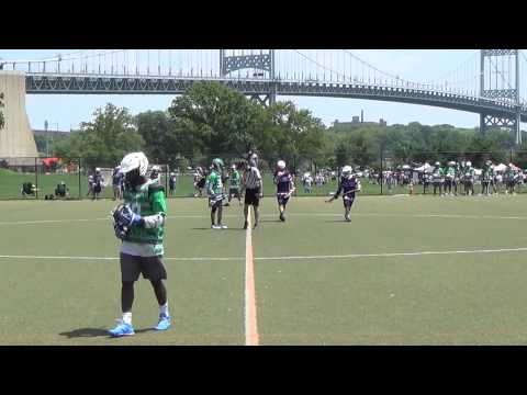 2015-07-11 Battle in Big Apple Game 4: Turnpike vs Lynx Lacrosse Half 2