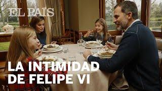 Las imágenes más familiares del rey Felipe VI, la reina Letizia y las infantas | España
