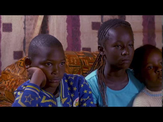 Children witnessing violence at home and in the community