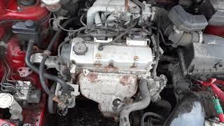 Контрактный двигатель Mitsubishi (Митсубиши) 1.3 4G13   Где купить?   Тест мотора