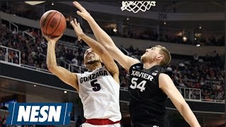 Gonzaga Advances To First-Ever Final Four After Crushing Xavier