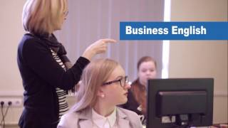 Study Business English at Marijampole University of Applied sciences