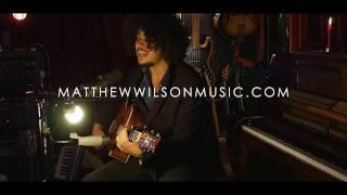 Matt Wilson - Wonderful World(Sam Cooke Acoustic Cover)
