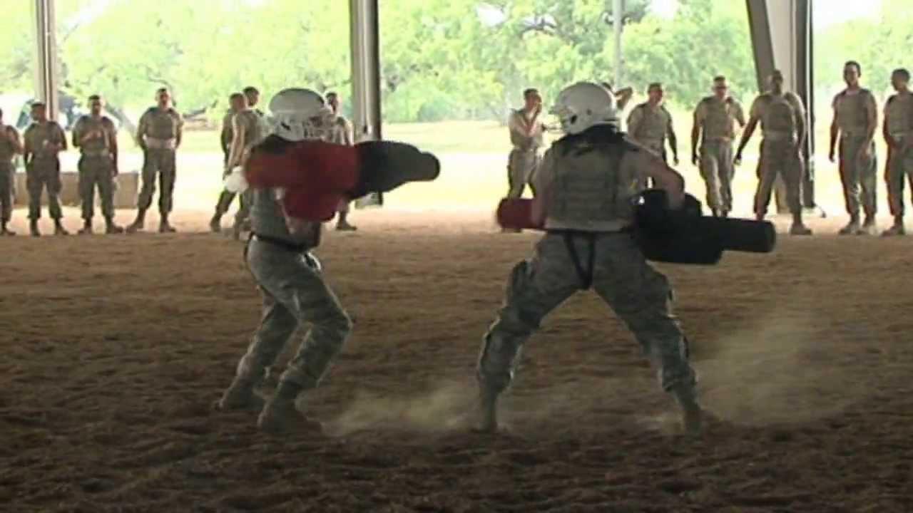 USAF Basic Training 2013
