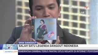 Ikke Nurjanah Legenda Dangdut Indonesia