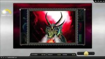 Dragons Treasure 2 - Merkur Automat - sunmaker