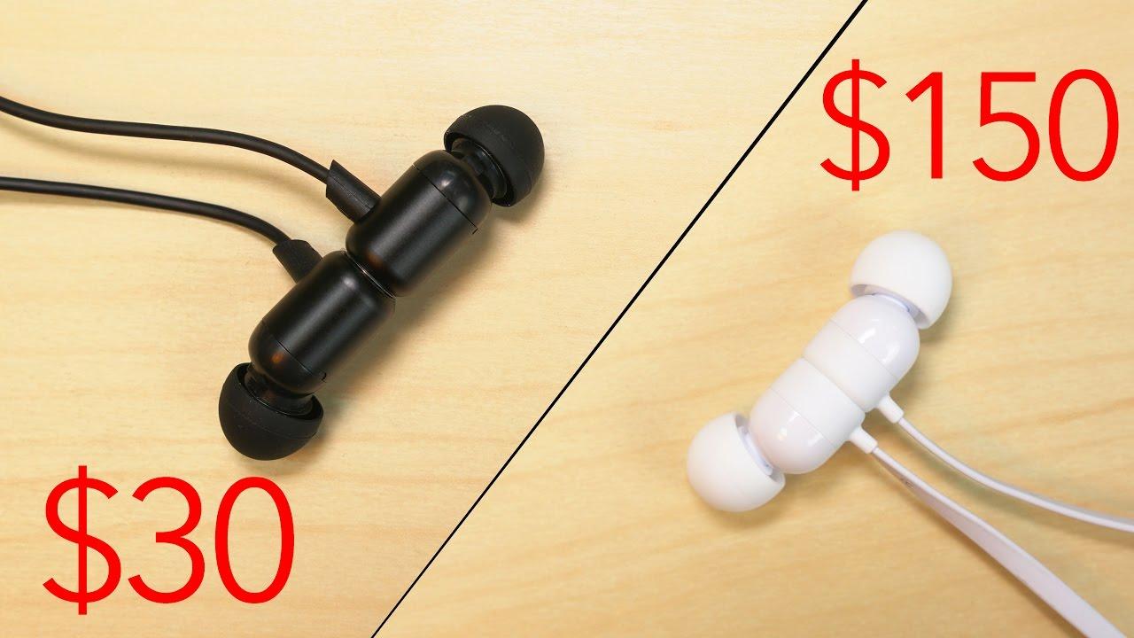e011a8d6f98 $30 SoundBuds Slim vs BeatsX - Bluetooth earbud Comparison - YouTube