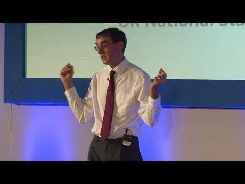 John Pullinger - Mobilise the power of data to make better decisions