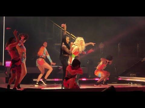 Girls Live - Rita Ora, Cardi B, Bebe Rexha & Charli XCX - The O2 Arena, London - Phoenix Tour