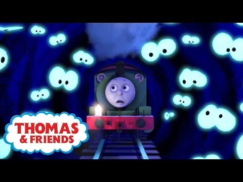 Thomas & Friends UK 🎃Monsters Everywhere! 🎵🎃Scary Songs for Halloween! 🎃🎵Songs for Kids 🎵