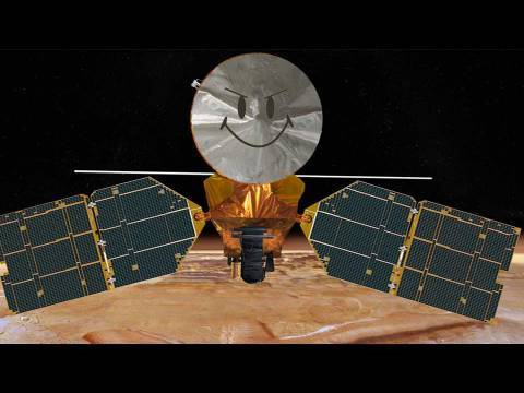 Communications With Mars Restored - MRO Back Online!