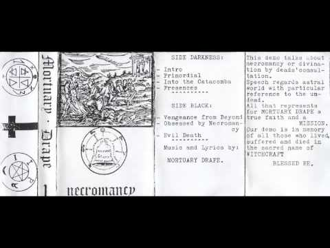Mortuary Drape - Necromancy (Full Demo) thumb