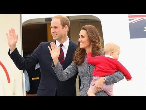 Royal Tour: Duke And Duchess Bid Farewell To Australia