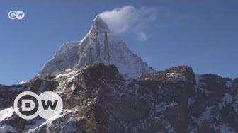 Matterhorn Glacier Ride: Seilbahn der Superlative | DW Deutsch