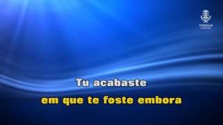 ♫ Karaoke ALMA FERIDA - Rui Bandeira