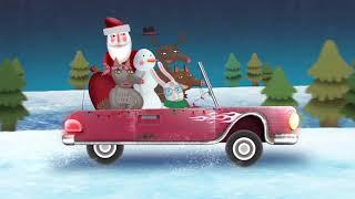 THE HATTERS - Дед Мороз не показывает слёз (Lyric Video)