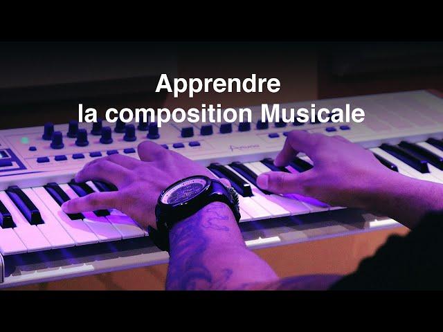 Les 5 étapes pour Apprendre à Composer une musique [Mixage en Home-Studio]