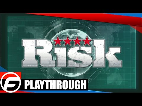 Risk Xbox One Playthrough Part 2 Blue is finished