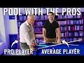 A Lesson from International Billiards Teacher Ralph Eckert | From Average To Good
